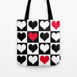 Hearts for you Tote Bag