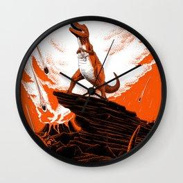 OH NOAAARR Wall Clock