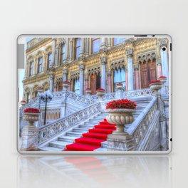 Ciragan Palace Istanbul Red Carpet Laptop & iPad Skin