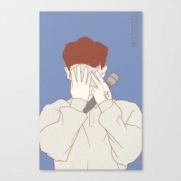 Chanyeol1 Canvas Print