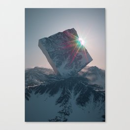 We still have so many place to see Canvas Print