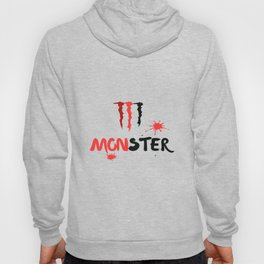 Ltd Edition:monster art Hoody