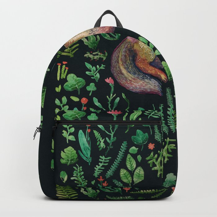 a wild wolf Backpack
