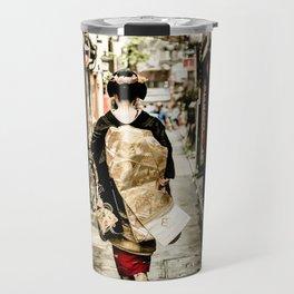 Kyoto Maiko 2 Travel Mug