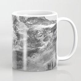Glaciated Mount Rainier Coffee Mug