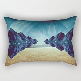 just another lost angel Rectangular Pillow