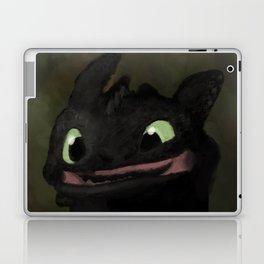 Toothless Grin Laptop & iPad Skin