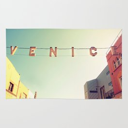 Venice, CA Rug
