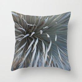 Growing grays Throw Pillow