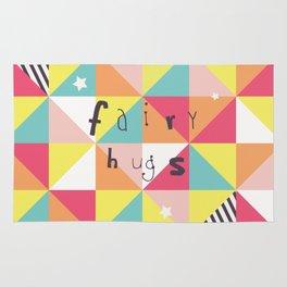 Fairy Hugs Rug