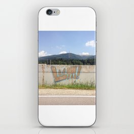 URBAN IN THE COUNTRY iPhone Skin