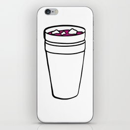 Lean iPhone Skin