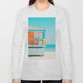Santa Monica / California Long Sleeve T-shirt