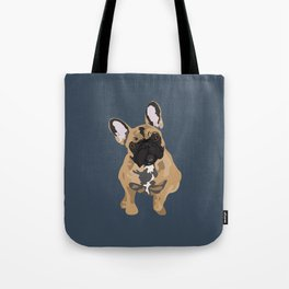 Zoey the Frenchie Tote Bag