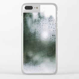 Window Texture Clear iPhone Case