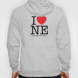 I Heart (Love) Northern Exposure Hoody