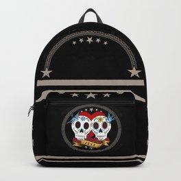 Love Skulls Backpack