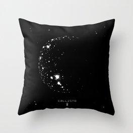 Callisto Throw Pillow