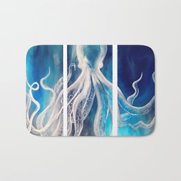Octopus Tryptic Bath Mat