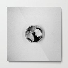 Sentient Orb Metal Print