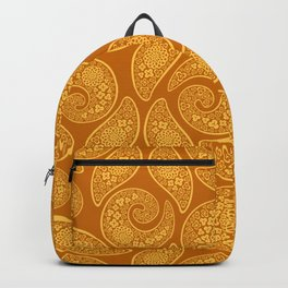 Oriental gold Backpack