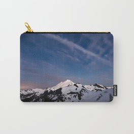 Mount Baker - Nature Photography Carry-All Pouch