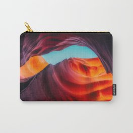Fantasy Sun Cave Carry-All Pouch