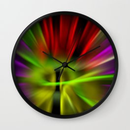 saluto Wall Clock