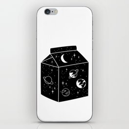 Milky way iPhone Skin