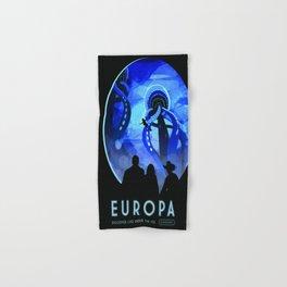 Vintage poster - Europa Hand & Bath Towel