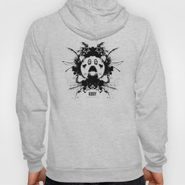 Kirby Ink Blot Geek Psychological Disorders Hoody