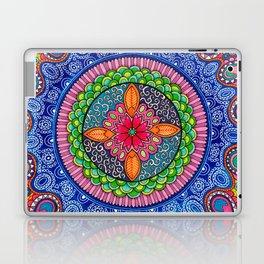 Mardi Gras Mandala Laptop & iPad Skin