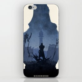 Dishonored iPhone Skin