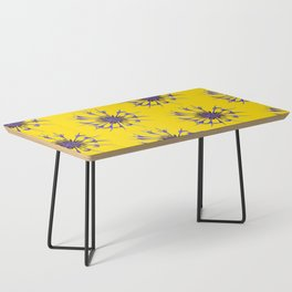 Thin blue flames Coffee Table