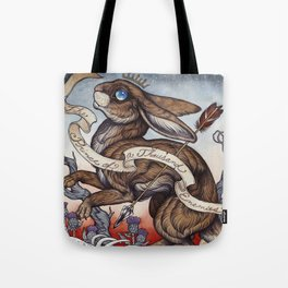 the Prince of a Thousand Enemies Tote Bag
