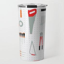 Tool Wall Travel Mug