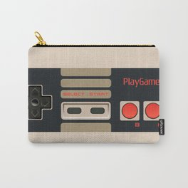 Retro Gamepad Carry-All Pouch