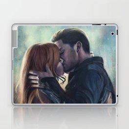 Clary & Jace Laptop & iPad Skin