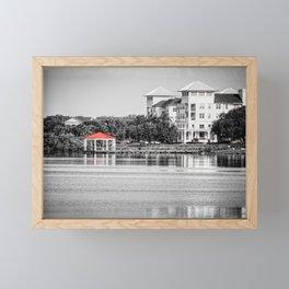 From The Lake Framed Mini Art Print