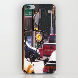 Stop That Bus iPhone Skin
