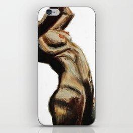 She Is iPhone Skin