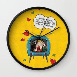 A Fairytale Wall Clock