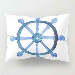 Navigating the seas Pillow Sham