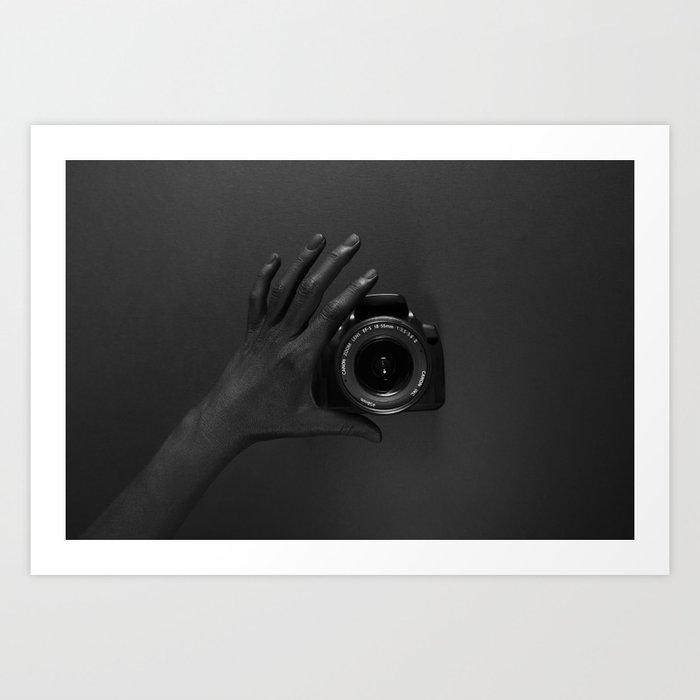 Self image Art Print