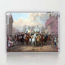 General Washington Enters New York Laptop & iPad Skin