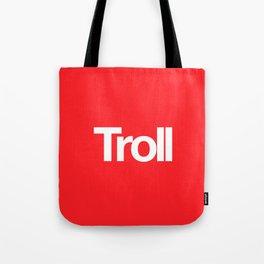 Troll Tote Bag