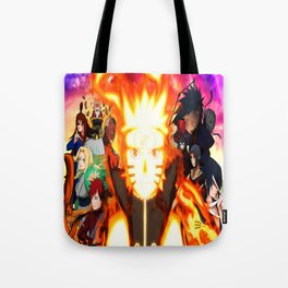 shinobi world war Tote Bag