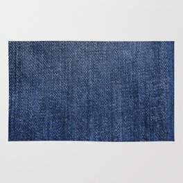 Jeans On All Rug