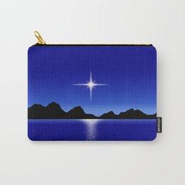 Star Horizon 107 Blue Sky Carry-All Pouch