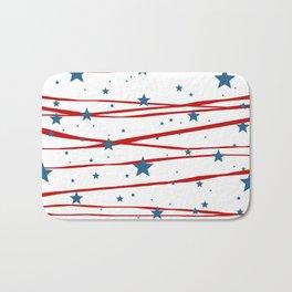 Stars and Stripes Bath Mat